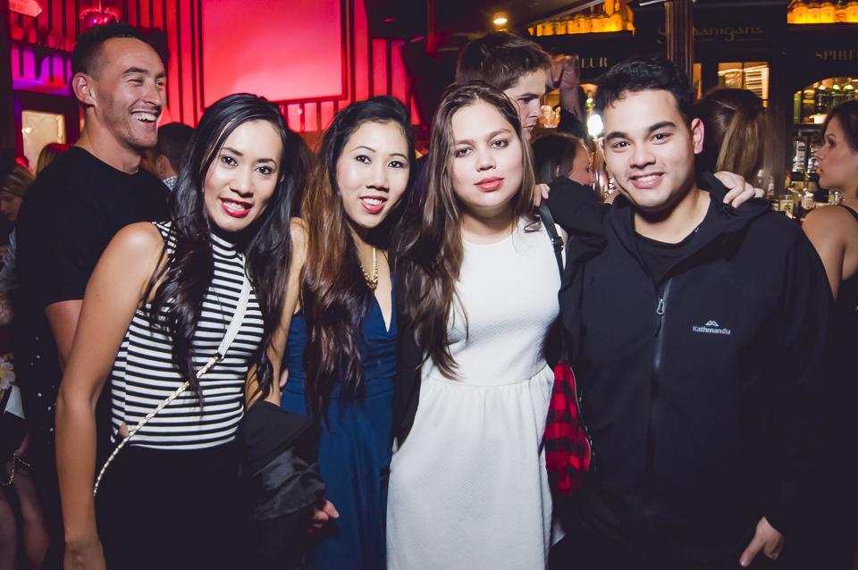 Nightlife Highlights Ft, Gaz of Geordie Shore // week ending